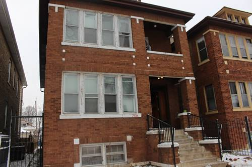 7134 S Campbell, Chicago, IL 60629 Marquette Park