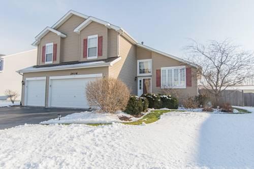2406 Red Oak, Plainfield, IL 60586