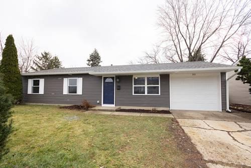 103 Murphy, Romeoville, IL 60446