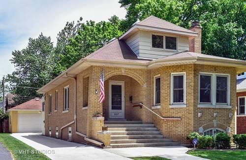 627 N Brainard, La Grange Park, IL 60526