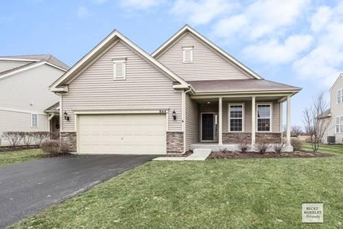 844 Colchester, Oswego, IL 60543