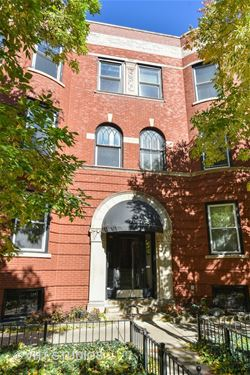 708 W Cornelia Unit 3W, Chicago, IL 60657 Lakeview