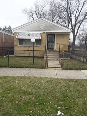 4500 S La Crosse, Chicago, IL 60638