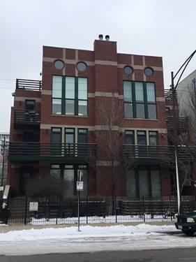 854 W Erie Unit 3E, Chicago, IL 60642