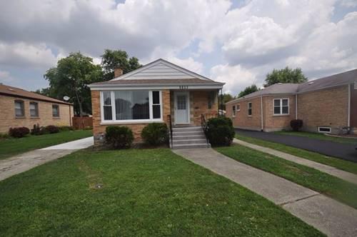 9823 S 52nd, Oak Lawn, IL 60453