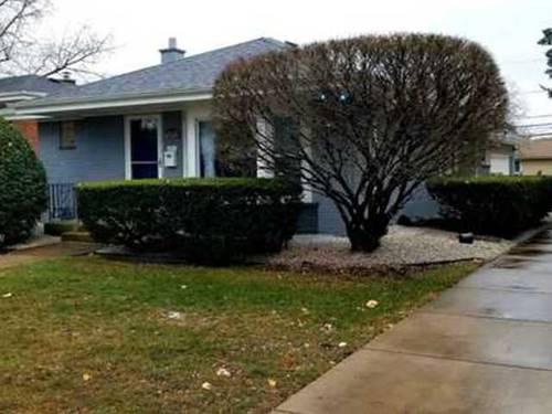 1815 N Glenview, Park Ridge, IL 60068