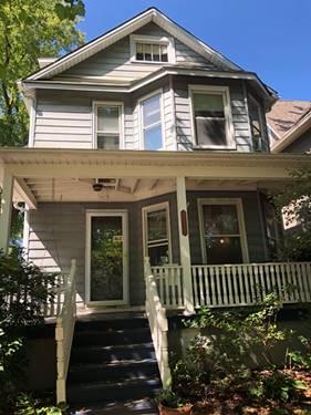1523 Davis, Evanston, IL 60201