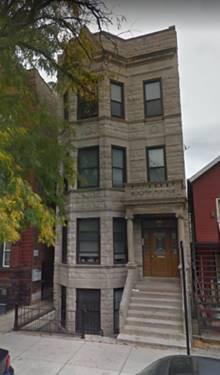 1109 S Racine Unit 3, Chicago, IL 60607