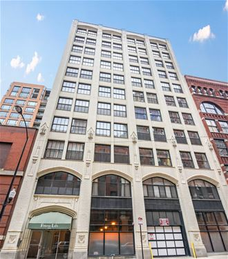 523 S Plymouth Unit 405, Chicago, IL 60605 South Loop