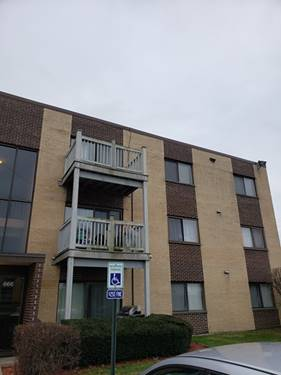 666 Pinecrest Unit 304, Prospect Heights, IL 60070