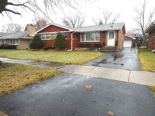 16422 Dobson, South Holland, IL 60473