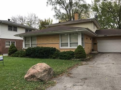 1251 Thomas, Homewood, IL 60430