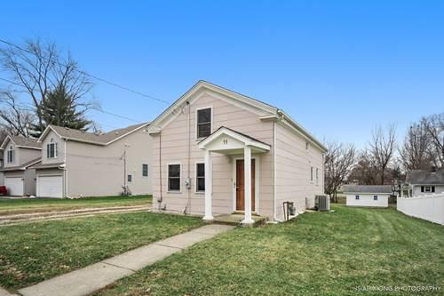 11 E Van Buren, Oswego, IL 60543