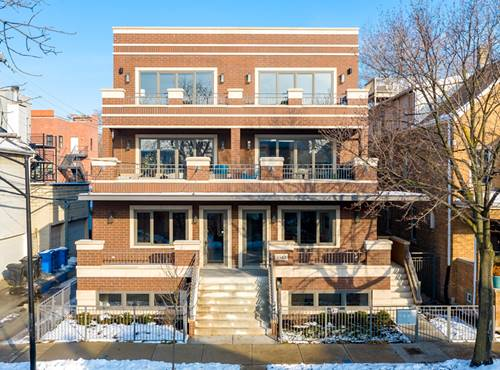 1542 W Wolfram Unit 1-WEST, Chicago, IL 60657 Lakeview