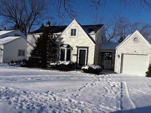 1022 Newberry, La Grange Park, IL 60526