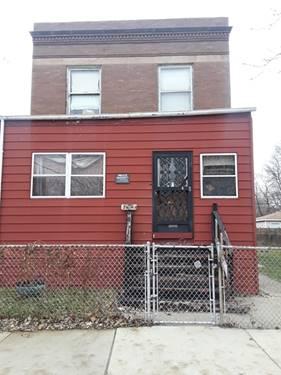 7444 S Blackstone, Chicago, IL 60619