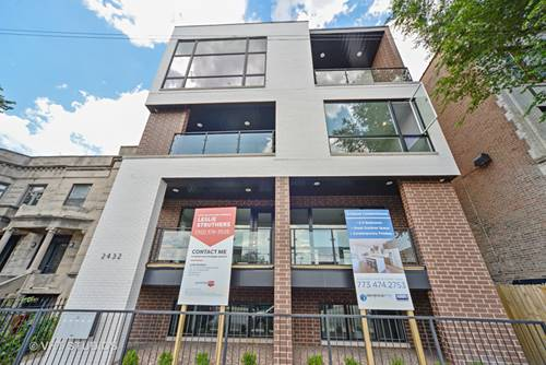 2432 W Chicago Unit 2S, Chicago, IL 60622