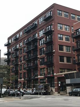 226 N Clinton Unit 308, Chicago, IL 60661 Fulton Market