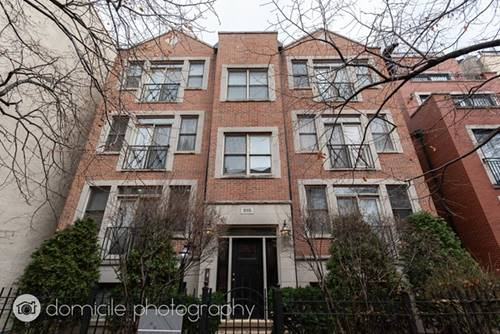 615 N Noble Unit 3N, Chicago, IL 60642 Noble Square