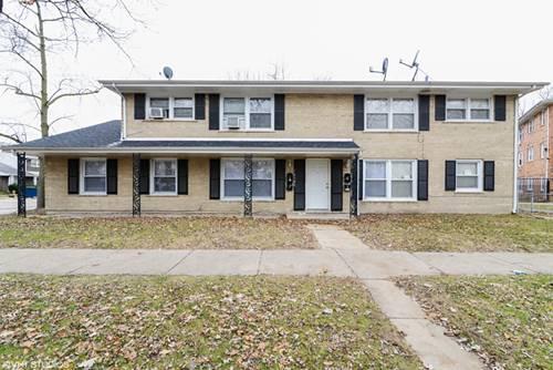 14500 Cottage Grove Unit 1, Dolton, IL 60419