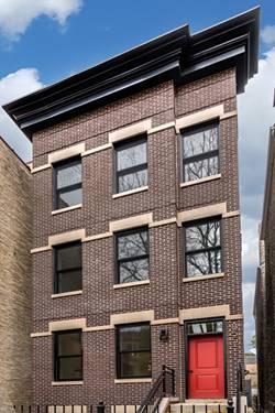 855 N Wolcott Unit 2, Chicago, IL 60622 Noble Square