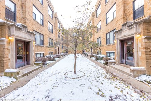 5928 N Paulina Unit -2, Chicago, IL 60660 Edgewater