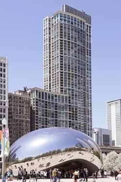 130 N Garland Unit 3503, Chicago, IL 60603 Loop