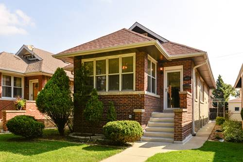 4433 N Parkside, Chicago, IL 60630