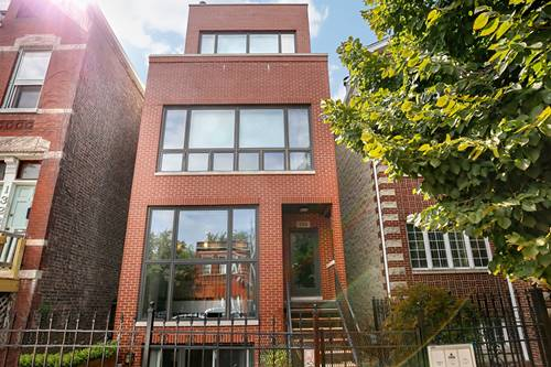 1324 N Greenview Unit 1, Chicago, IL 60642 Wicker Park