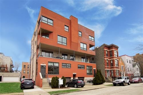 1648 W Ohio Unit 1W, Chicago, IL 60622 Noble Square
