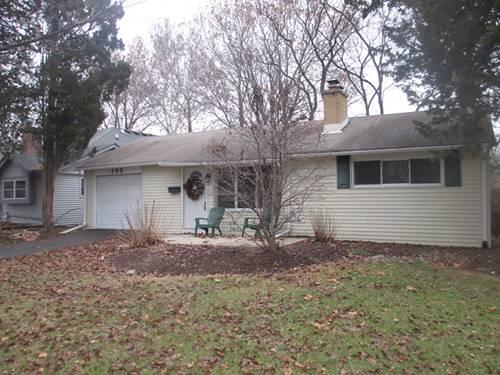 123 N Woodlawn, Wheaton, IL 60187