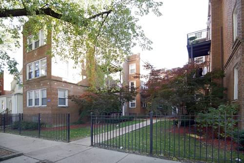 1445 W Victoria Unit 3D, Chicago, IL 60660 Edgewater