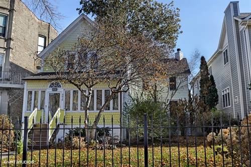 4019 N Greenview, Chicago, IL 60613 Uptown