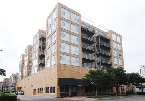 1572 Maple Unit 601, Evanston, IL 60201