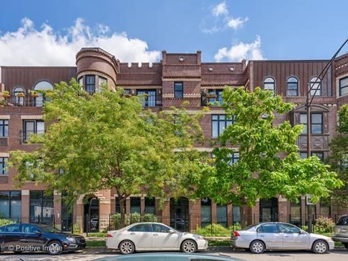 527 N Racine Unit 1, Chicago, IL 60642 Noble Square