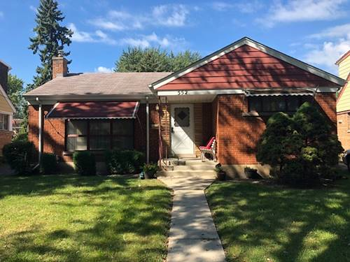 552 N Irving, Hillside, IL 60162