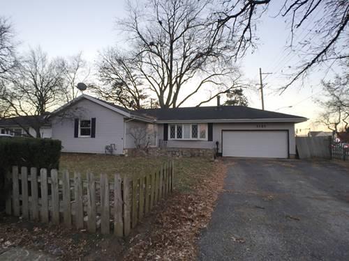 1121 Winthrop, Joliet, IL 60435