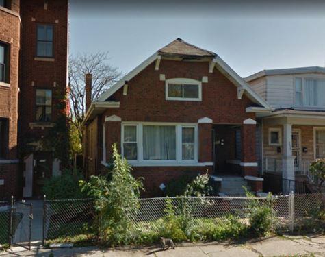 7731 S Aberdeen, Chicago, IL 60620