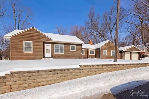 21 S Hickory, Fox Lake, IL 60020