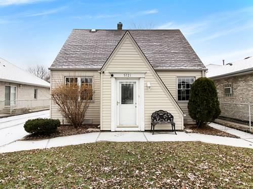 5721 W 90th, Oak Lawn, IL 60453