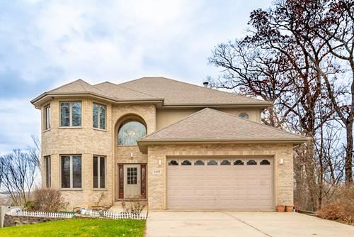1410 Oak Ridge, Willow Springs, IL 60480