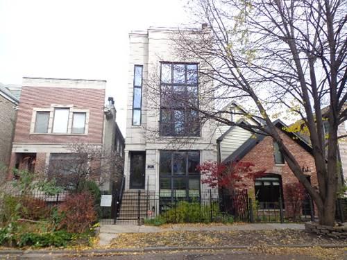 2218 W Belden Unit 2, Chicago, IL 60647 Bucktown