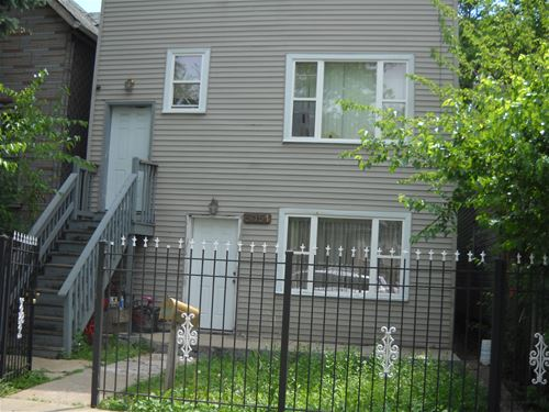 5351 S Seeley, Chicago, IL 60609 Back of the Yards
