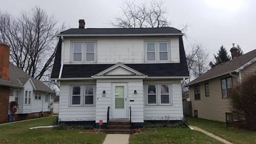 1023 Chestnut, Waukegan, IL 60085