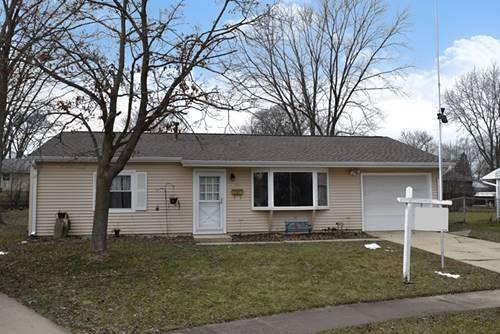 22 Hawthorne, Streamwood, IL 60107