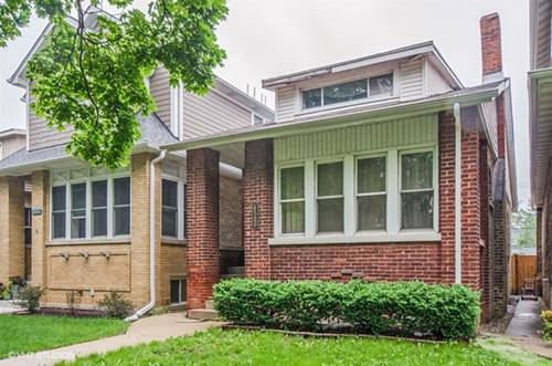 4539 N Lowell, Chicago, IL 60630 Mayfair