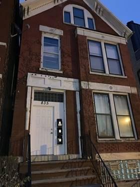 835 N Paulina Unit 2, Chicago, IL 60622 East Village