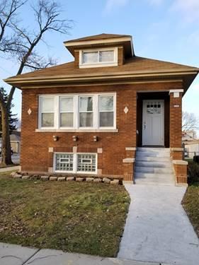 5958 W Patterson, Chicago, IL 60634