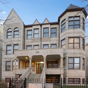 3968 S Ellis Unit 3N, Chicago, IL 60653
