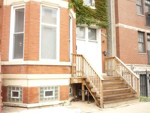 2318 W Moffat Unit 1, Chicago, IL 60647 Bucktown